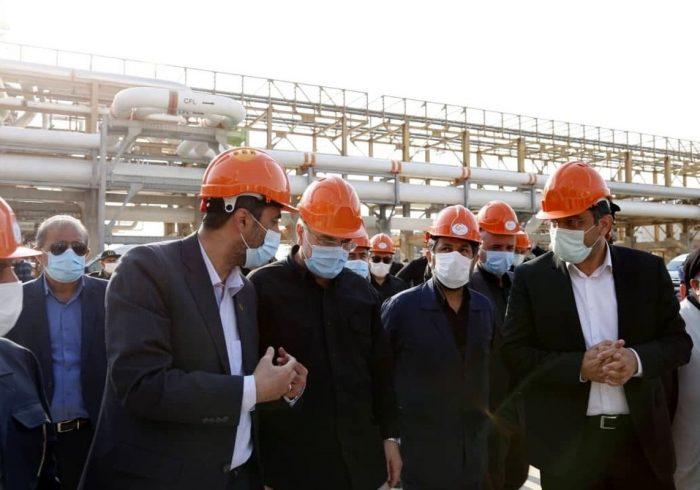 مدیریت جهادی در هلدینگ خلیج فارس، پروژه عظیم بیدبلند را در سه سال به سرانجام رساند/ مجلس مقابل کسانی که بخواهند بر سر راه پروژههایی چون بیدبلند مزاحمت ایجاد کنند، میایستد