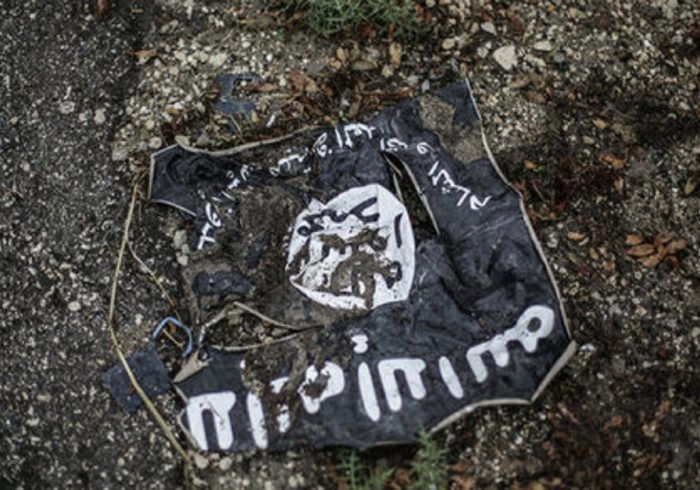 کشف گنج مدفون داعش در موصل عراق + عکس