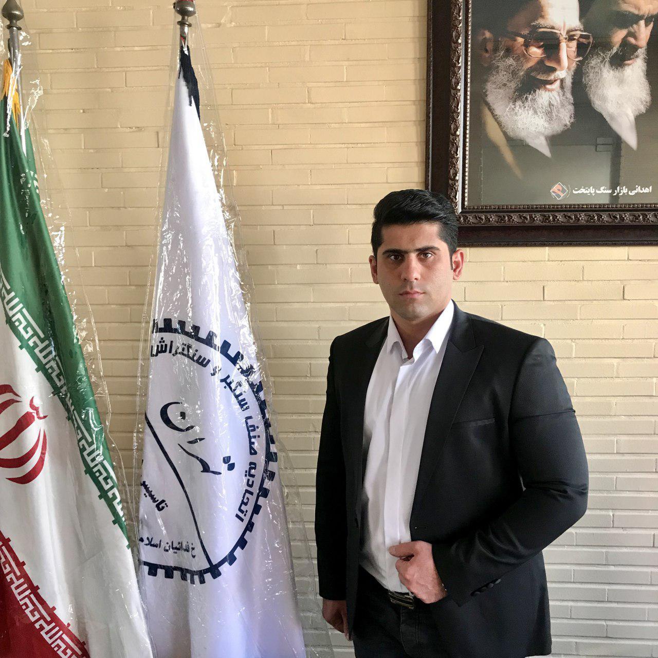 توضیحات خزانه دار اتحادیه سنگ فروش و سنگ تراشهای تهران درباره علل افزایش قیمت سنگ