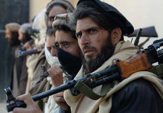 تاجران ایرانی از ترس طالبان ریش گذاشتند!