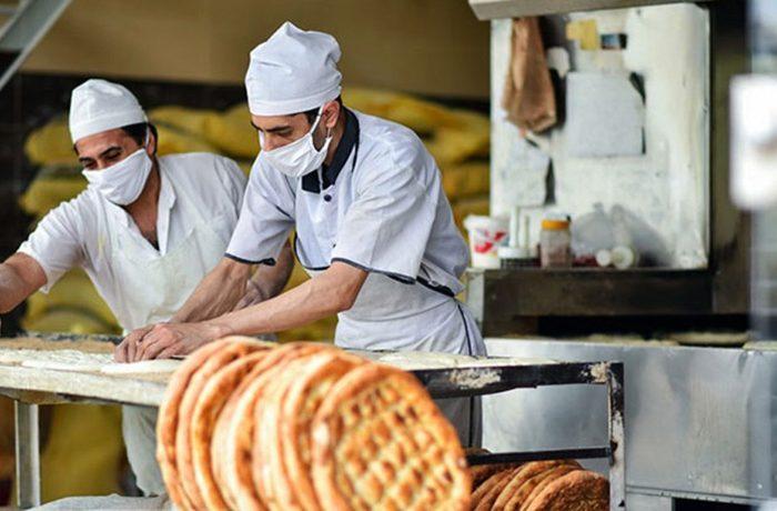 اطلاعیه اتاق اصناف ایران برای اصلاح قیمت نان