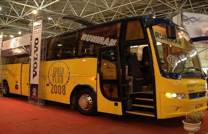 راهاندازی نخستین خط تولید اتوبوس «ولوو» در ایران