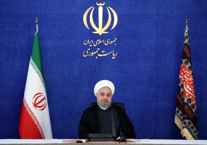 روحانی:به دنبال مقابله با نوسانات قیمتی هستیم