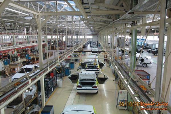 سبقت خودروسازان در ایران و جهان از ویروس کرونا