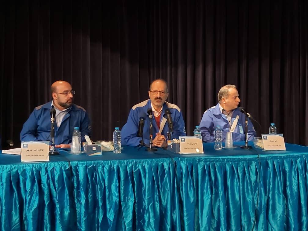 عرضه ۹ محصول جدید ایرانخودرو در سه سال آینده