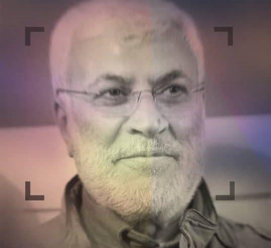 """پخش مستند """"قائد الحشد"""" از شبکه های سیما"""