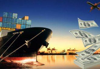 نمرات مثبت تجارت خارجی