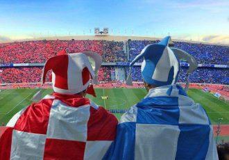 آمار دربی ۹۵ بازی استقلال و پرسپولیس
