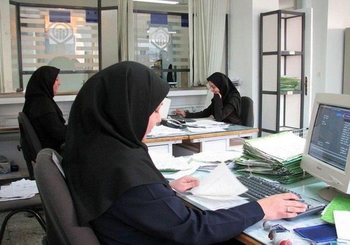 شرایط جدید دورکاری کارمندان در تهران