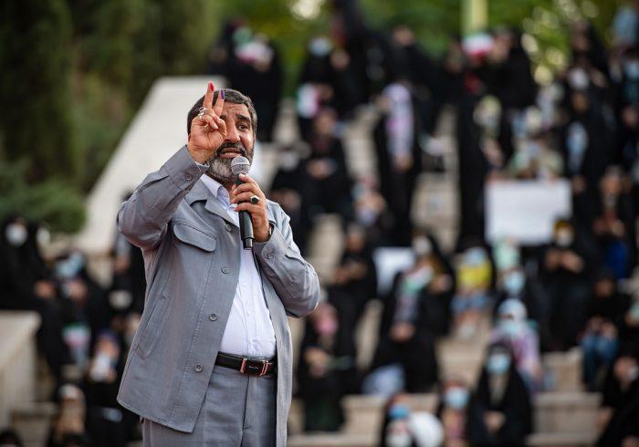 روایتی نو از حاج حسین یکتا با موضوع انتخابات