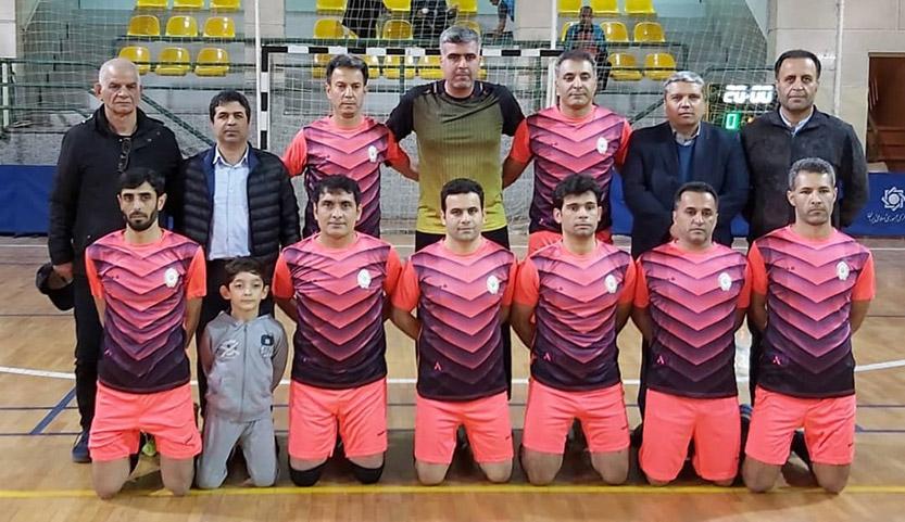 درخشش تیم های بانک ملی ایران در مسابقات جام خدمات انفورماتیک گرامیداشت دهه مبارک فجر