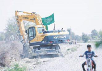 خوشحالی بی پایان برای آبی روان/ سهم کودکانه از بارش آب به روستاهای سیستان وبلوچستان